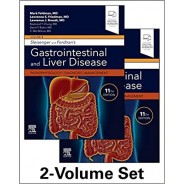 Sleisenger and Fordtran's Gastrointestinal and Liver Disease- 2 Volume Set: Pathophysiology, Diagnosis, Management 11th Edition