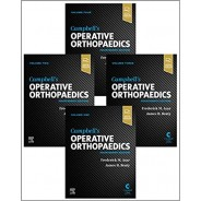 Campbell's Operative Orthopaedics, 4-Volume Set, 14th Edition