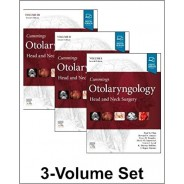 Cummings Otolaryngology: Head and Neck Surgery, 3-Volume Set 7th Edition