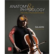 Anatomy & Physiology: The Unity of Form and Function 9th Edition