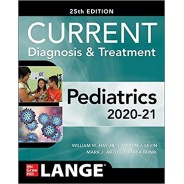 CURRENT Diagnosis and Treatment Pediatrics 25th Edition