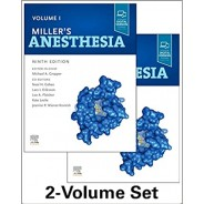 Miller's Anesthesia, 2-Volume Set 9th Edition