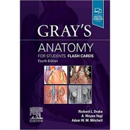 Gray's Anatomy for Students Flash Cards, 4th Edition