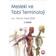 Mesleki ve Tıbbi Terminoloji