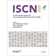 ISCN 2020: An International System for Human Cytogenomic Nomenclature