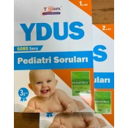 YDUS Pediatri Soruları( 3.BASKI ) 1.2.CİLT