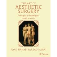 The Art of Aesthetic Surgery, Three Volume Set, Third Edition