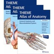 THIEME Atlas of Anatomy, Three Volume Set, Third Edition