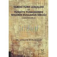 Tarihî Türk Lehçeleri ve Türkiye Türkçesinde Seslerin Kullanım Sıklığı