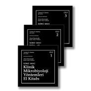 Klinik Mikrobiyoloji Yöntemleri El Kitabı 3 Cilt Takım