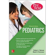 Pediatrics PreTest Self-Assessment And Review 15th Edition