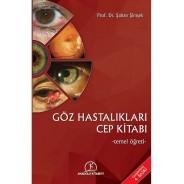 Göz Hastalıkları Cep Kitabı -Temel Öğreti-