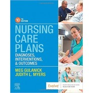 Nursing Care Plans, 10th Edition