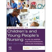 A Textbook of Children's and Young People's Nursing, 3rd Edition