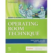 Berry & Kohn's Operating Room Technique, 14th Edition