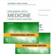 Goldman-Cecil Medicine International Edition, 2-Volume Set, 25th Edition