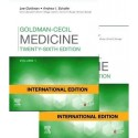 Goldman-Cecil Medicine International Edition, 2-Volume Set, 26th Edition