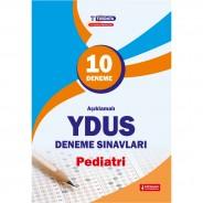YDUS Pediatri Açıklamalı 10 Deneme Kitabı ( 1.Baskı )