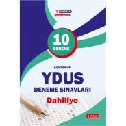 YDUS Dahiliye Açıklamalı 10 Deneme Sınavı