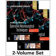 Schmidek and Sweet: Operative Neurosurgical Techniques 2-Volume Set, 7th Edition