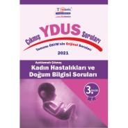 YDUS Çıkmış Soruları Kadın Hastalıkları ( 3.BASKI )