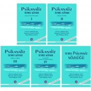 Psikanaliz Temel Kitabı Giriş Ve Temel Kavramlar (5 Cilt Takım)