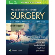 Mulholland & Greenfield's Surgery: Scientific Principles and Practice 7,Edition