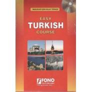 İngilizler İçin Kolay Türkçe - Easy Turkish Course (2 Kitap ve 2 CD Takım)