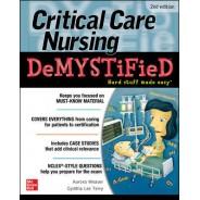 Critical Care Nursing DeMYSTiFieD, 2e