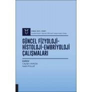 Güncel Fizyoloji-Histoloji-Embriyoloji Çalışmaları ( AYBAK 2021 Mart )