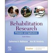 Rehabilitation Research, 6th Edition