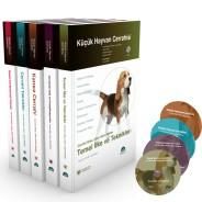 Küçük Hayvan Cerrahisi 5 Kitap (Cerrahi Atlas, Adım Adım Rehber) + DVD