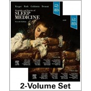 Principles and Practice of Sleep Medicine - 2 Volume Set, 7th Edition