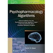 Psychopharmacology Algorithms