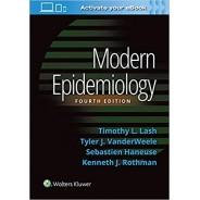 Modern Epidemiology 4,Edition