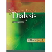 Principles and Practice of Dialysis 4th Edition