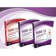 İç Hastalıkları Hemşireliği 500 Soru & 500 Yanıt Cilt 1 : Sistemler Cilt 2 : Sorunlar ve Vakalar Cilt 3 : Deneme Sınavı