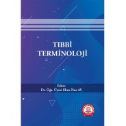Tıbbi Terminoloji - Ebru Nur Ay