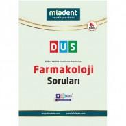 DUS Miadent Soruları Farmakoloji ( 5.Baskı )