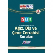 DUS Miadent Soruları Ağız Cerrahisi ( 5.Baskı )