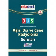 DUS Miadent Soruları Ağız Radyolojisi ( 6.Baskı )
