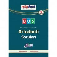 DUS Miadent Soruları Ortodonti ( 6.Baskı )