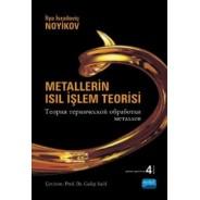Metallerin Isıl İşlem Teorisi